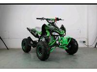 125cc lifan quads ...auto....