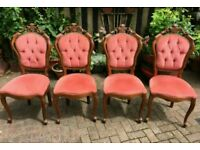 WANTED! 4 or 6 Old French style chairs