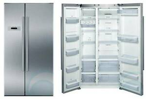 Bosch KAN62V40AU 678L Side By Side Fridge Chatswood Willoughby Area Preview