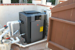 POOL HEATER, PUMP, FILTER SERVICE/INSTALL AND REPAIR!