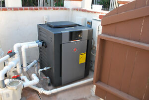 POOL HEATER/HEAT PUMP SALES SERVICE AND INSTALLATIONS