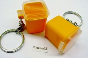 Tupperware Keychain Keyring Verry Special model Number 47    NEW