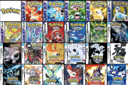 Wanted Pokemon Games willing to trade PS4 OR XBOX