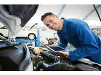Mechanic car and light commercial vehicle Accrington lancashire
