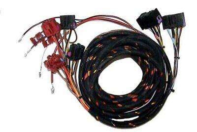 For Audi A6 4B C5 Original Kufatec Cable Loom Heated Seats+Seat Adjustment