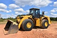 2011 980H Wheel Loader - Financing Available