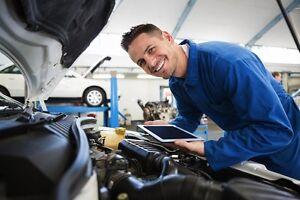 Repairs for wheel bearing/ Timing belt/Oil change/Brakes