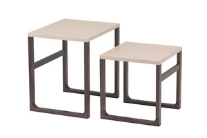 Tables basses coffee gigognes IKEA RISSNA
