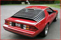 85-92 OEM Camaro/Firebird Rear Window Louvers