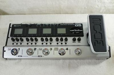 Zoom G5 Guitar Amp Simulator Effects Pedal With Tracking Number Free Shipping, usado comprar usado  Enviando para Brazil