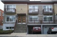 Very Bright & Quiet Top Floor 1 BR Apt for Rent in LaSalle