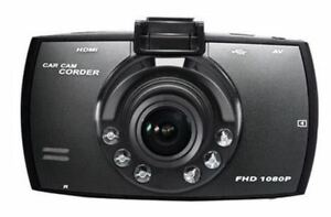 BRAND NEW FULL HD 1080P CAR FRONT DASHBOARD CAMERA (CAR DVR)