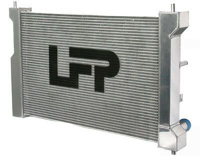 Lfp Pro Comp Aluminum Dual Core Race Radiator 2003-04 Ford Svt Mustang Cobra