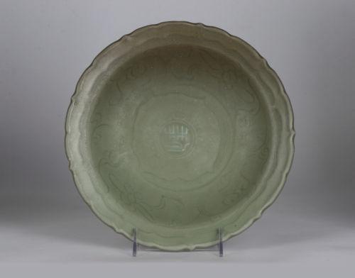 Chinese Celadon Plate | eBay
