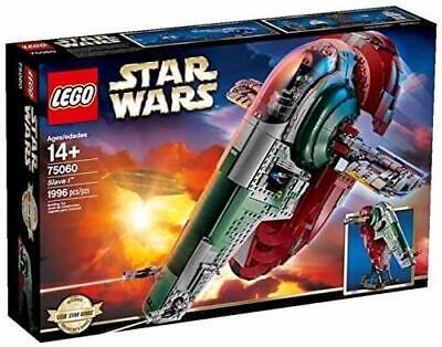 LEGO®  Star wars™ 75060 - Slave 1  (Retired UCS Set. New. FREE 48hr Courier)