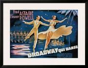 Broadway Poster Frame