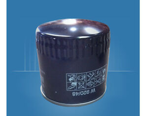 MANN W920/48 Spin-on Oil Filter for Nissan Navara D40 & Pathfinder (2005 on)