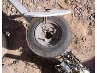 WANTED TRAILER TYRE AND WHEEL