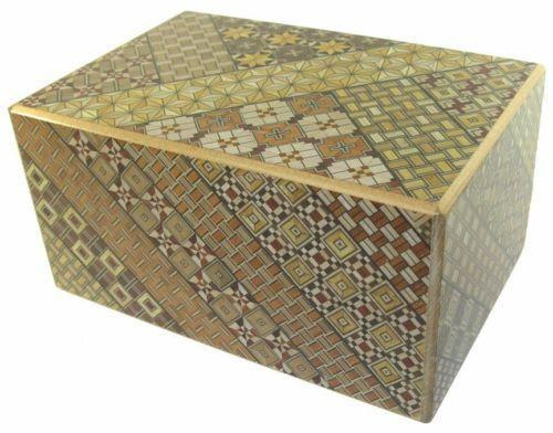 how to make a chinese puzzle box