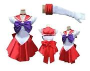 Sailor Mars Cosplay