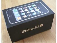 IPHONE 3GS 16GB BOX ONLY