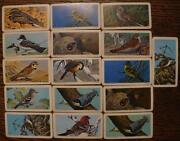 Brooke Bond Tea Cards