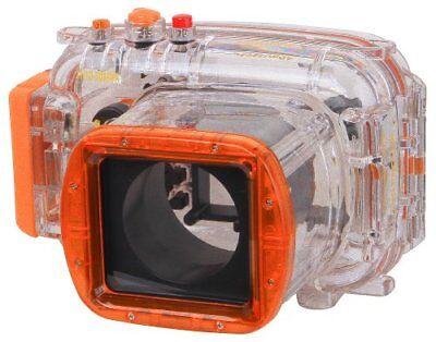 Polaroid Waterproof Underwater Housing Case Nikon J1 with 10-30mm Lens 10 Underwater Housing