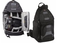 BN Lowepro Slingshot 100 AW Camera DSLR Mirrorless Bag