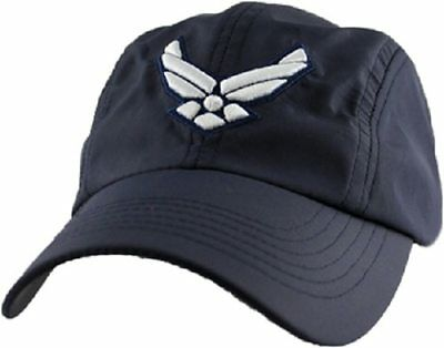 Hat With Light (USAF US AIR FORCE  Light Weight - With Hap Officially Licensed Baseball Cap)