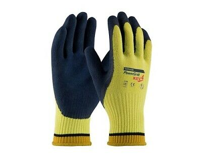 Industrial Gloves Kevlar Cut Resistant Level 4 Pip Powergrab Size 9l 1 Pair