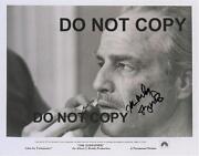 Marlon Brando Autograph