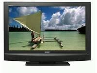 Sony Bravia 26inch LCD HD TV & DVD Player
