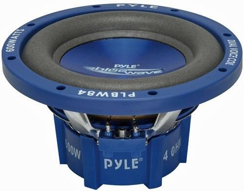 """NEW 8"""" DVC SubWoofer Speaker.4ohm.eight inch bass sub woofer.Dual voice coil.8in"""