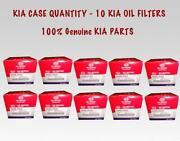 Kia Soul Oil Filter