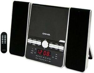 CD Clock Radio | eBay