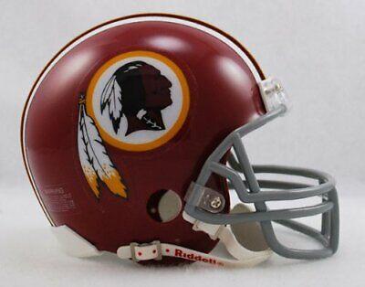 Washington Redskins 1972 to 1977 Riddell Mini Replica Throwback Helmet ()