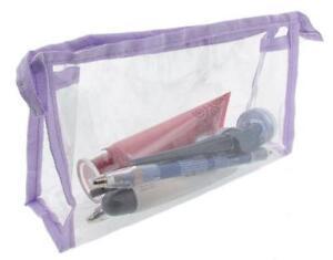transparent bag ebay