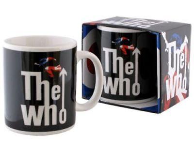 OFFICIAL THE WHO MUG, MOD COFFEE MUG IN BOX BNIB