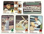 1974 Topps Baseball Lot