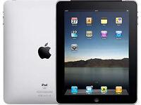 Apple iPad 1 32gb cellular, excellent condition