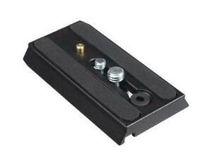 "501 PL Quick Release Plate Camera Mount with 1/4"" and 3/8"""