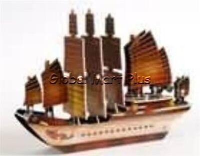 Pirates PocketModel CSG Ship Baochuan Admiral Zheng He South China Seas #300A