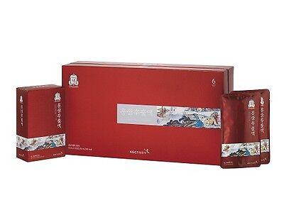 Cheong Kwan Jang  6yr Korean Red Ginseng Extract NORMAL Grade 90 ML*30 Packs 枝蔘液