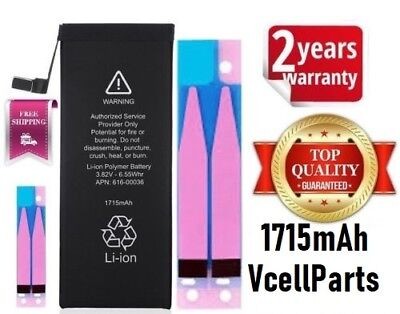 """New 1715 mAh Li-Ion Battery Replacement For Apple iPhone 6S 4.7"""" + Adhesive Tape"""