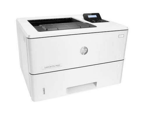 HP LaserJet zwart wit Pro M501dn A4 zwart wit printer - Re..