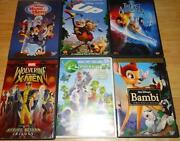 Disney Movie Lot