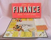 Finance Board Game