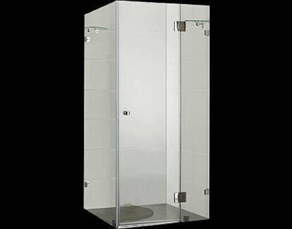 Sydney Frameless Showerscreens - 900mm x 900mm Aus Standard Glass