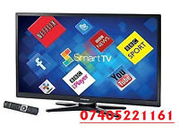 "Polaroid 3-40-LED-14 40"" HD Ready 720p Smart LED TV with Integrated Freeview"
