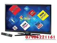 """40"""" Polaroid 3-40-LED-14 HD Ready Smart LED TV with Integrated Freeview new"""